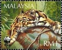 [Endangered Species - Clouded Leopard, Typ RZ]