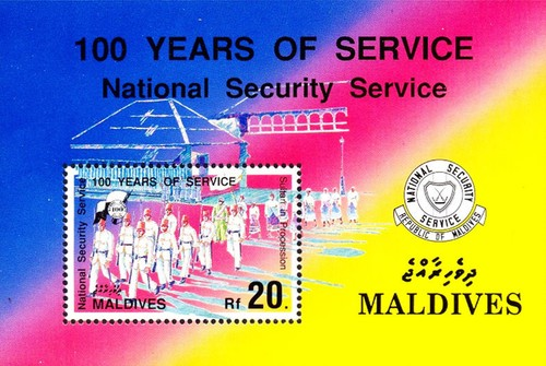 [The 100th Anniversary of National Security Service, Typ ]