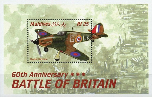 [The 60th Anniversary of Battle of Britain, type ]