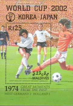 [Football World Cup - South Korea and Japan (2002), type ]