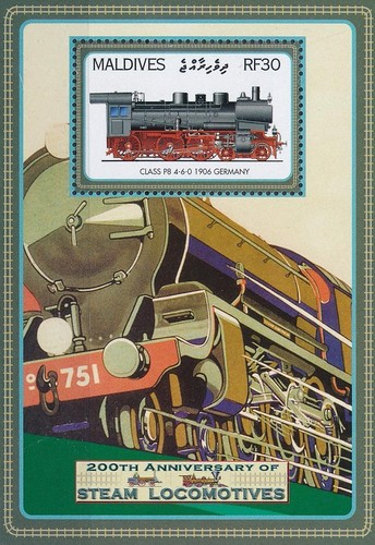 [The 200th Anniversary of Steam Trains, type ]