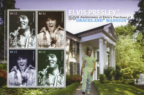 [The 50th Anniversary of Elvis Presley buying