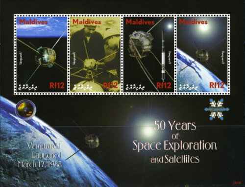 [The 50th Anniversary of Space Exploration, Typ ]