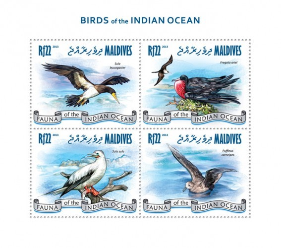 [Birds of the Indian Ocean, Typ ]