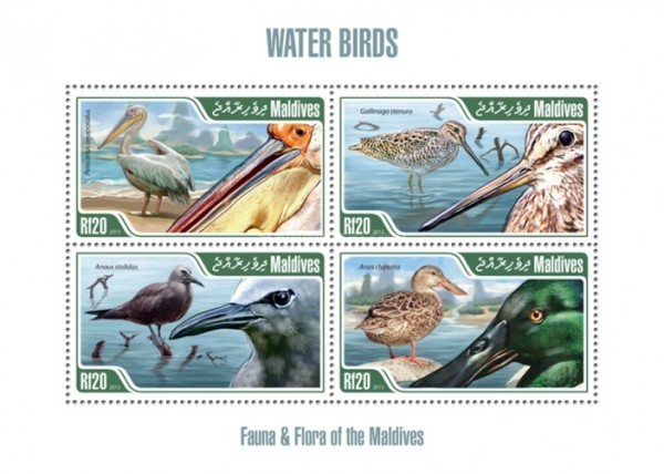 [Fauna - Water Birds, Typ ]