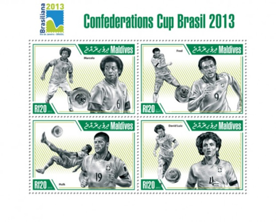 [Confederations Cup Brasil 2013, Typ ]