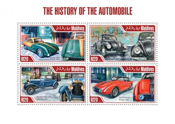 [Transportation - The History of the Automobile, Typ ]