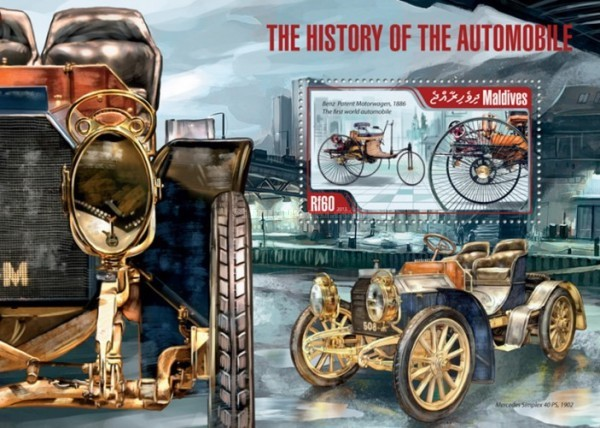[Transportation - The History of the Automobile, type ]