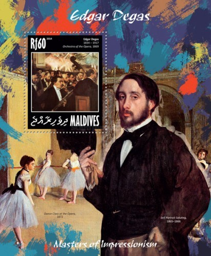 [Paintings - Masters of Impressionism - Edgar Degas, 1834-1917, Typ ]