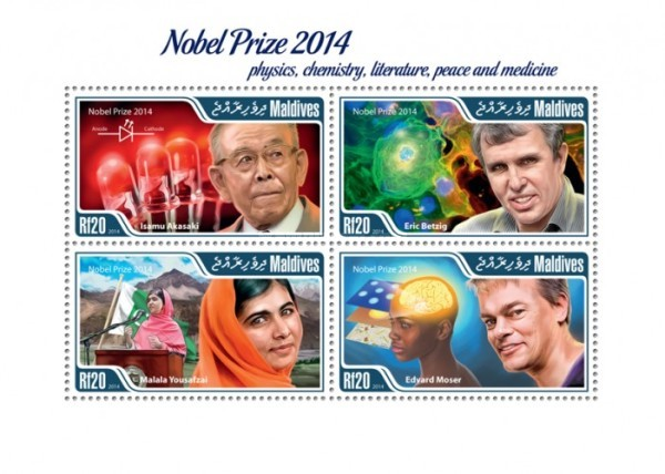 [Nobel Prize Winners 2014, type ]