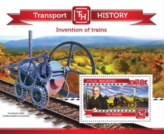 [Transport History - Invention of Locomotives, Typ ]