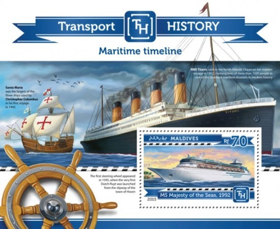 [Transport History - Maritime Timeline, Typ ]
