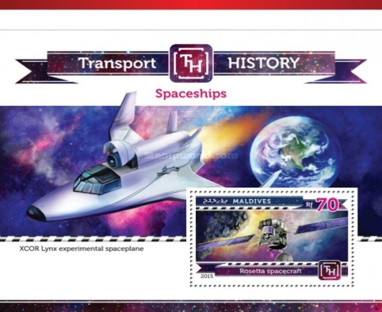 [Transport History - Spaceships, Typ ]