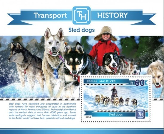 [Transport History - Sled Dogs, Typ ]