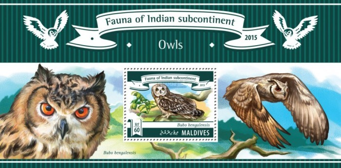 [Fauna of Indian Subcontinent - Owls, Typ ]