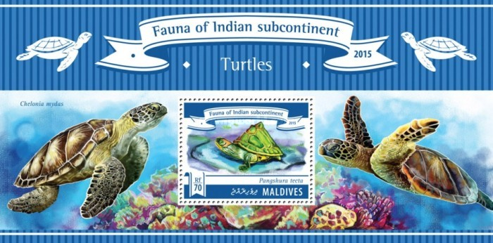 [Fauna of Indian Subcontinent - Turtles, Typ ]