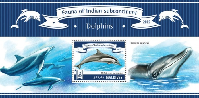 [Fauna of the Indian Subcontinent - Dolphins, Typ ]