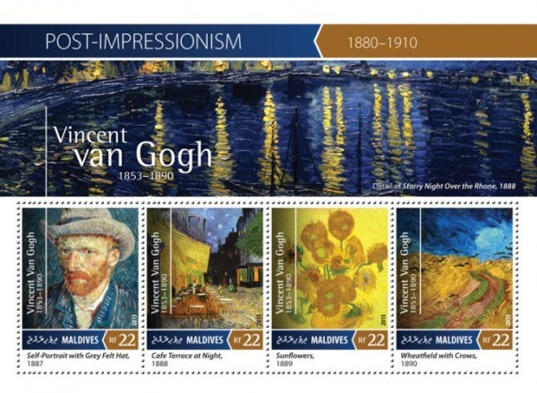 [Paintings - Post-Impressionism - Vincent van Gogh, 1853-1890, Typ ]