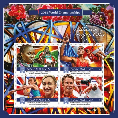 [Sports - 2015 World Championships in Athletics - Beijing, China, Typ ]