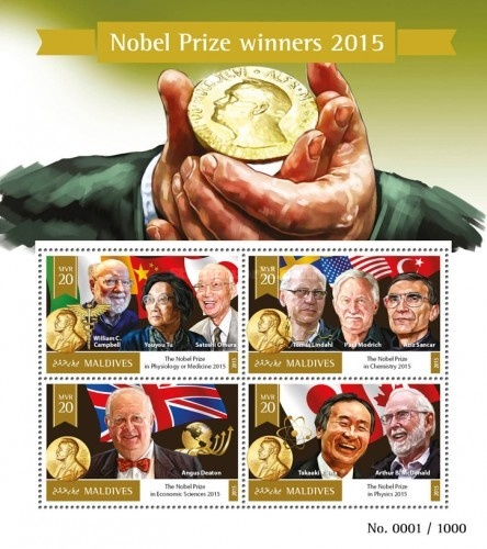 [Nobel Prize Winners 2015, Typ ]