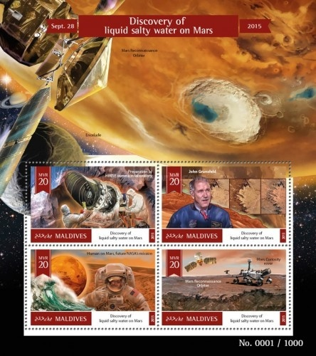 [Space - Discovery of Liquid Salty Water on Mars, Typ ]