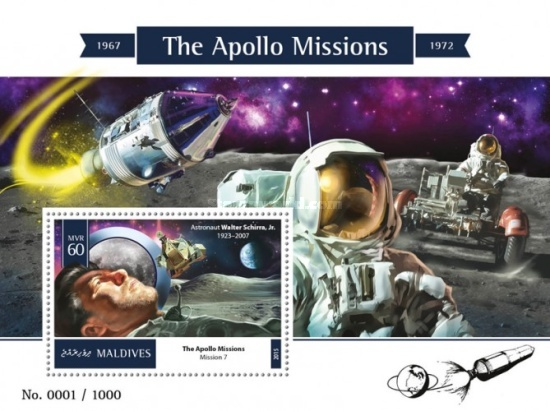[Space - The Apollo Missions, Typ ]