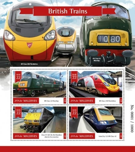 [Transportation - British Trains, Typ ]