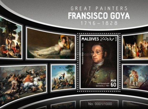 [Paintings - Francisco Goya, 1746-1828, Typ ]