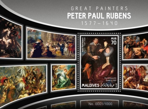 [Paintings - Peter Paul Rubens, 1577-1640, Typ ]