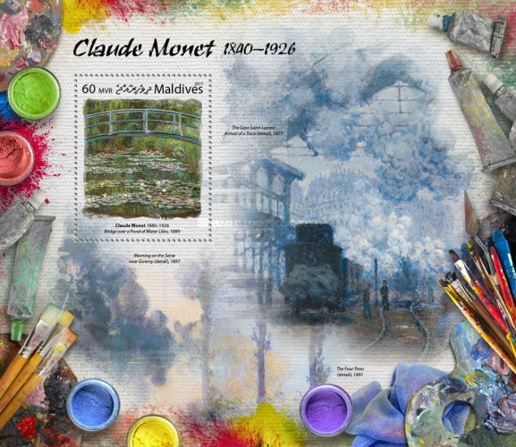 [Paintings - Claude Monet, 1840-1926, Typ ]