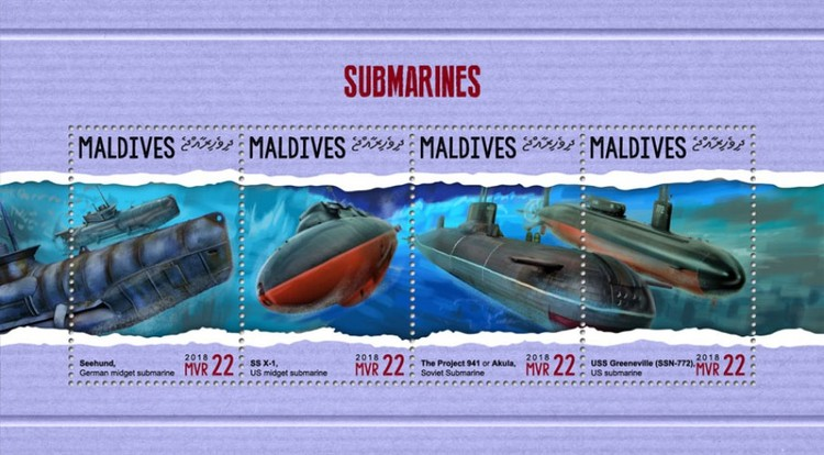 [Transportation - Submarines, Typ ]