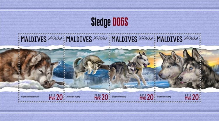 [Fauna - Sledge Dogs, Typ ]