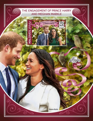 [The Engagement of Prince Harry and Meghan Markle, Typ ]