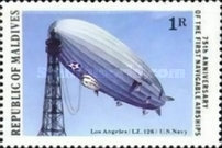 [The 50th Anniversary of Charles Lindbergh's Transatlantic Flight and 75th Anniversary of First Navigable Airships, Typ AAD]