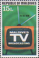 [Inauguration of Television in Maldive Islands, Typ ABE]