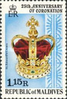 [The 25th Anniversary of Coronation of Queen Elizabeth II, Typ ABT]