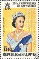 [The 25th Anniversary of Coronation of Queen Elizabeth II, Typ ABV]