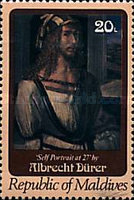 [The 450th Anniversary of the Death of Albrecht Durer, 1471-1528, Typ ACO]