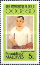 [The 100th Anniversary of the Birth of Pablo Picasso, 1881-1973, Typ AIE]