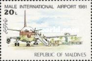 [Male International Airport, Typ AIP]