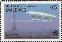 [The 200th Anniversary of Manned Flight, Typ AKV]