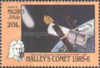 [Appearance of Halley's Comet, type AQZ]