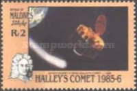 [Appearance of Halley's Comet, type ARB]