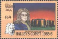 [Appearance of Halley's Comet, type ARC]