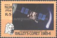 [Appearance of Halley's Comet, type ARD]