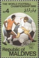[Football World Cup - Mexico 1986, Typ ASA]