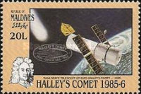 [Appearance of Halley's Comet, Typ ATG]