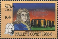 [Appearance of Halley's Comet, Typ ATJ]
