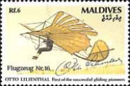 [The 100th Anniversary of First Test Flight of Otto Lilienthal, Typ BKS]