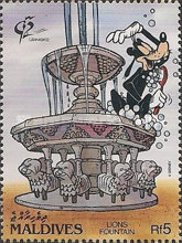 [Disney - International Stamp Exhibitions